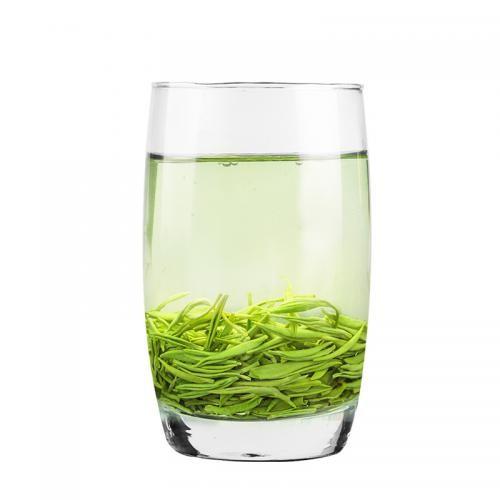 如何用玻璃杯冲泡碧螺春?