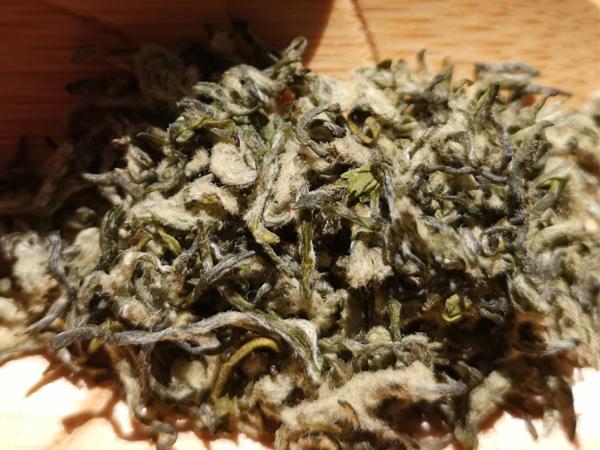 茶道:沏泡碧螺春的八道程序