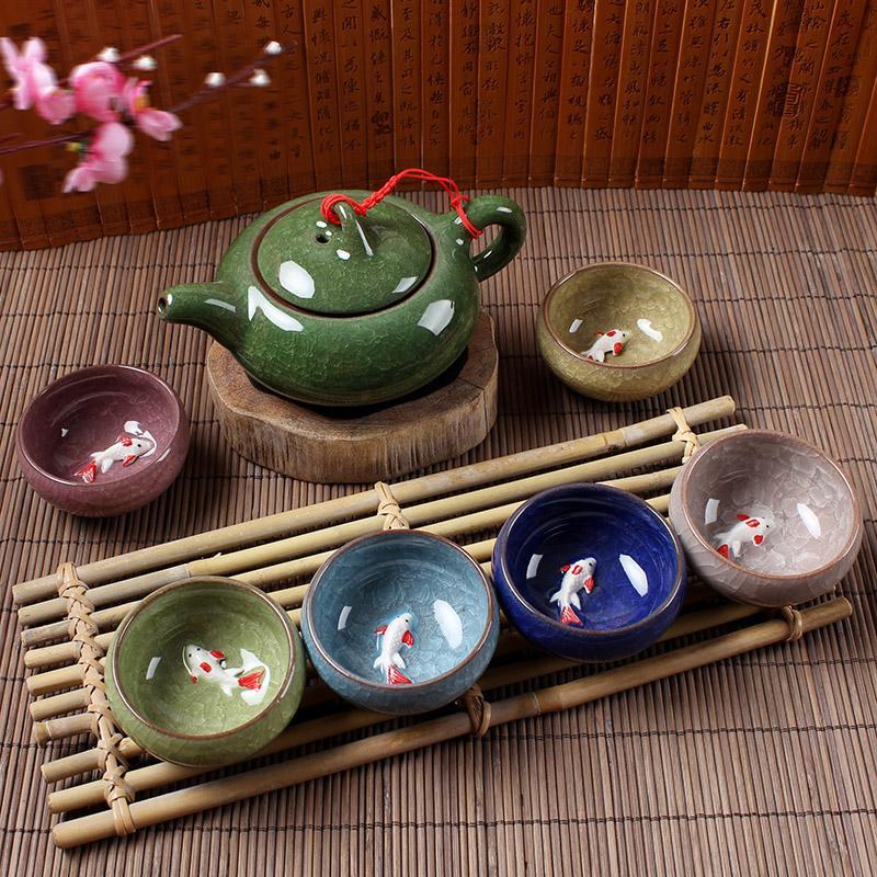 活瓷茶具有哪些特殊功效