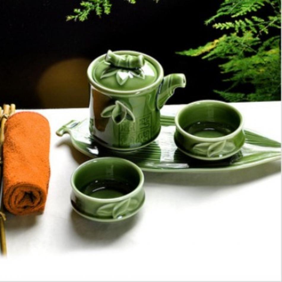 什么是活瓷茶具