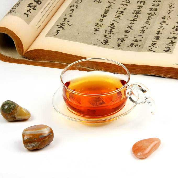武夷山正山小种红茶有生津止渴的功效