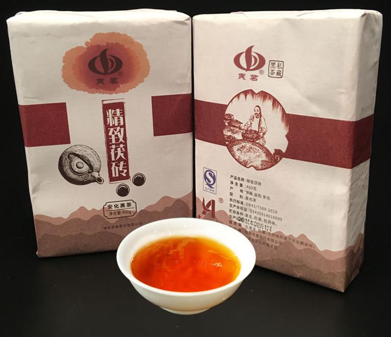 想喝黑茶没问题,6款正宗湖南安化黑茶任你选,绝对不后悔