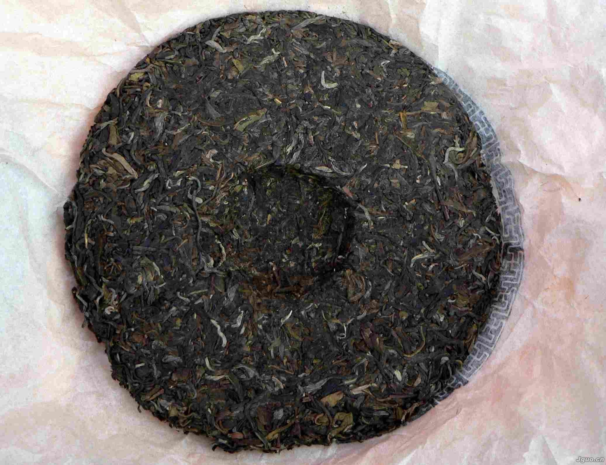 黑茶固态发酵的机制