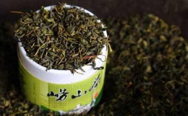 茶叶茶叶涌溪火青生态环境