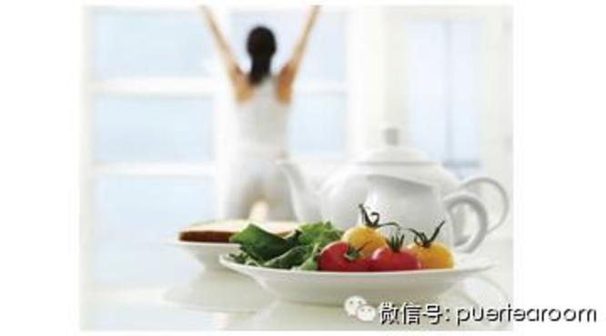 [养生]:好身材从掌握普洱茶的正确喝法开始