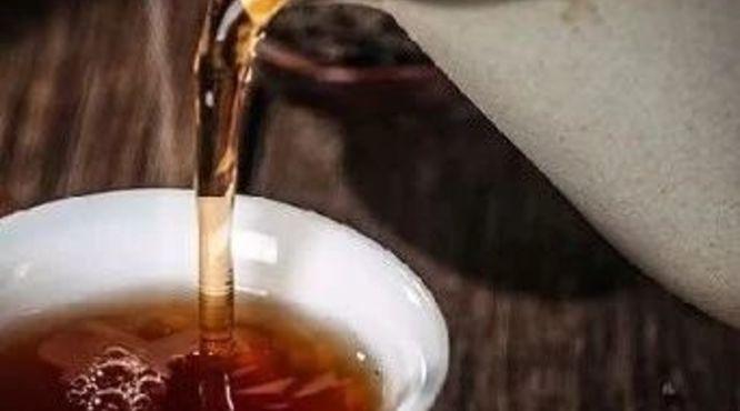 常喝黑茶的15点好处