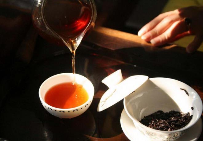祁门红茶的喝法祁门红茶的十二道茶艺