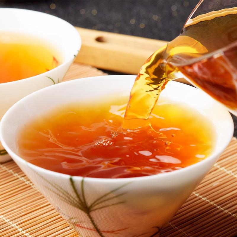 祁门红茶冲泡要点冲泡过程需要使用闻香杯