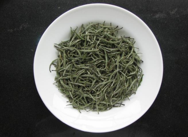 白牡丹的制茶工艺白牡丹茶的原料特点