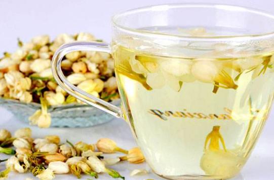 喝茉莉花茶有什么功效茉莉花茶好喝吗
