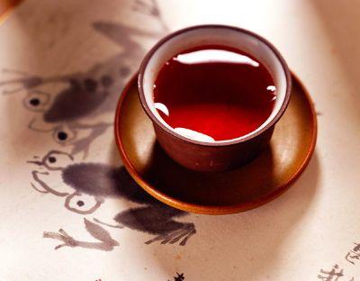 西湖龙井茶不宜空腹喝