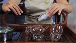 祁眉红茶的冲泡法步骤