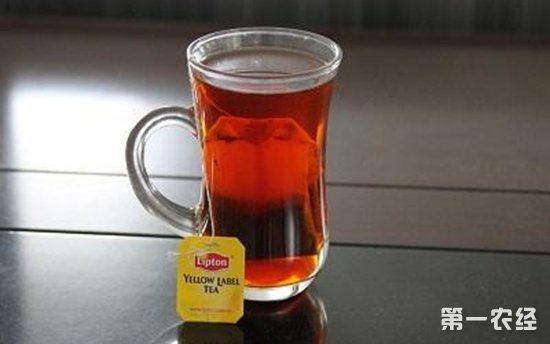 """立顿红茶第一泡能喝吗?立顿红茶需要""""洗茶""""吗?"""