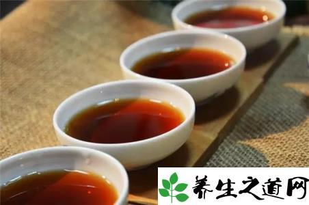 普洱茶的拼配的理论解读