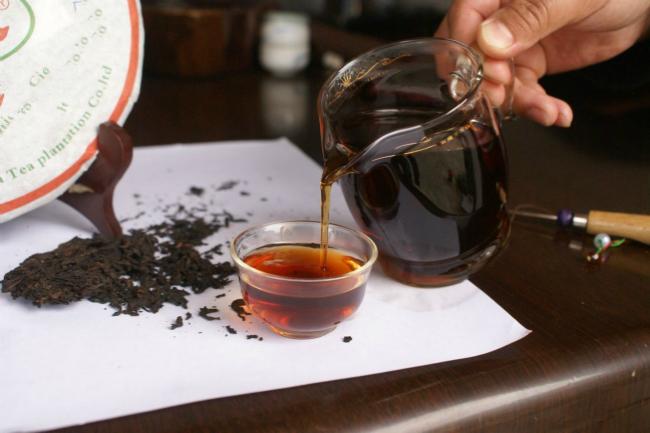 曼妙的普洱茶新手品茶到底该如何入门