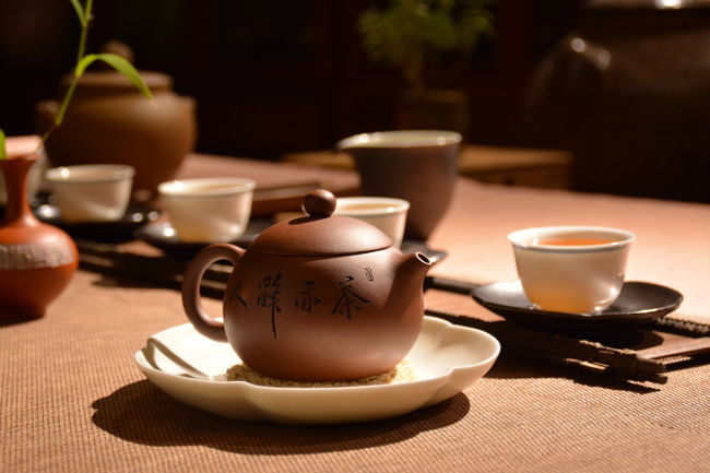 """普洱茶的""""越陈越香""""不只是时间概念"""
