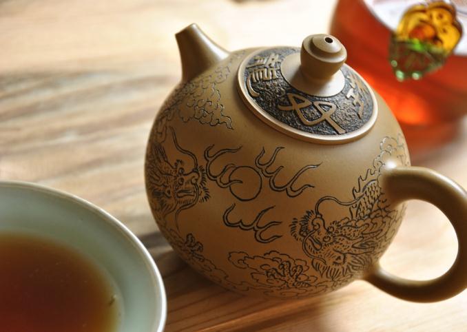 普洱茶茶道及茶韵知识:普洱茶的方和圆