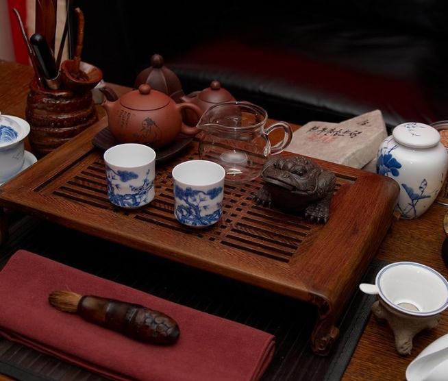 普洱茶的日常保健功效普洱茶的特点