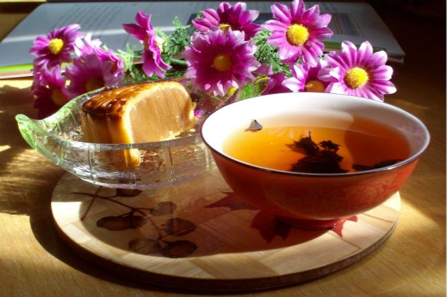 普洱茶时间减肥普洱茶谱春季好享瘦