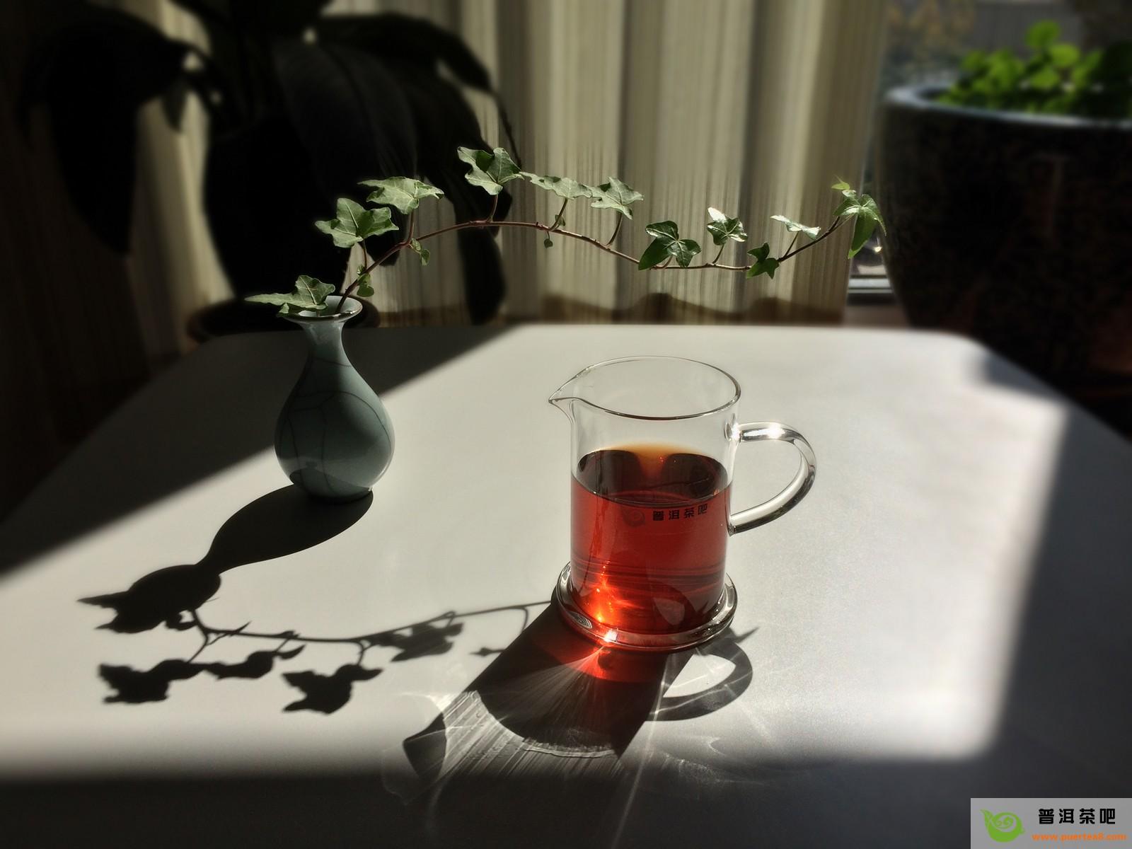 喝普洱茶熟茶减肥的注意事项