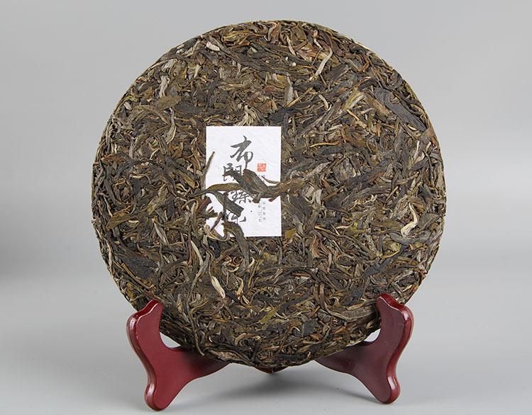 别拿台地茶不当普洱茶,它也是大叶种乔木