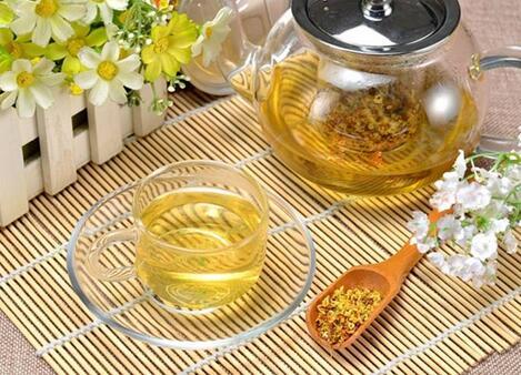 桂花茶可以天天喝吗,孕妇可以喝桂花茶吗,桂花茶怎么泡好喝
