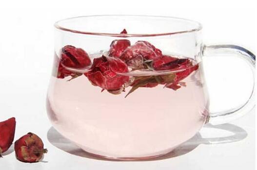 月季花茶什么时候喝好,可以天天喝吗,月经可以喝月季花茶吗