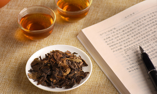 六堡黑茶的功效与作用