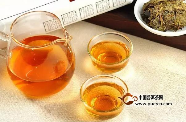 """你知道黑茶""""越陈越香""""吗?"""