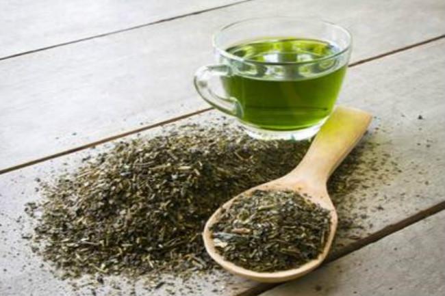 绿茶中的老竹大方茶饮用对身体好不好
