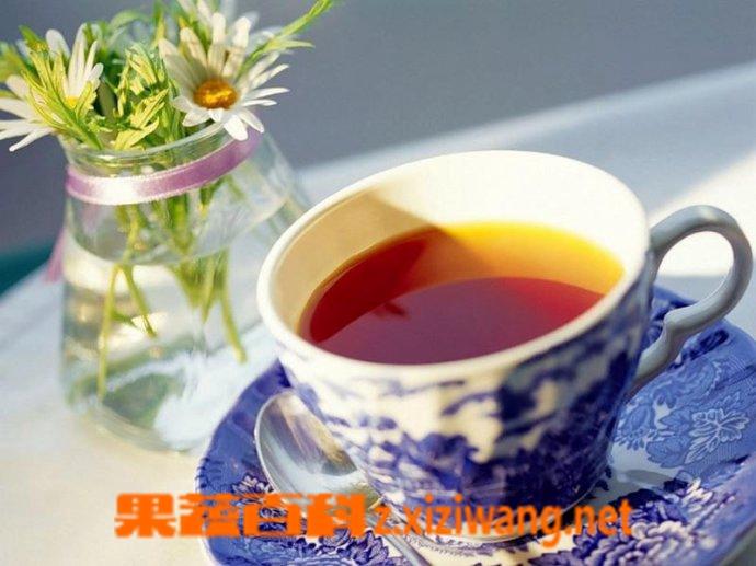 伯爵茶的功效与作用喝伯爵茶的作用