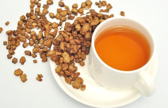 牛蒡茶的泡法与功效喝牛蒡茶的好处