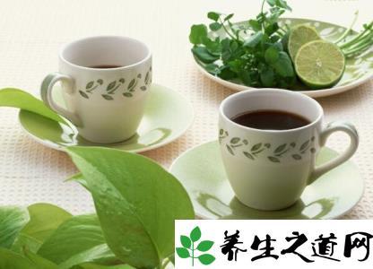 日常生活中的茶保健