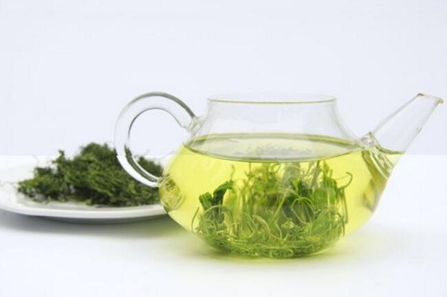一起来学茶知识之关于绞股蓝茶的保健作用