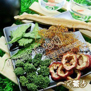 简易保健养生茶制作配方介绍
