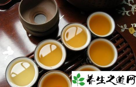 四种春季自制保健茶的介绍