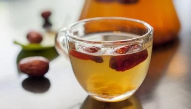 提醒!教你泡制7款养生保健茶