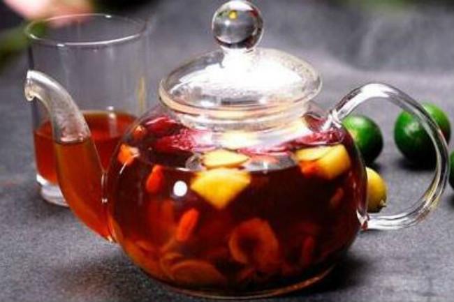 八款补血保健茶让你气色红润更美丽