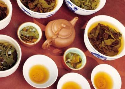 适合养生保健的茶有哪些