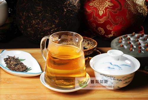 普洱茶之真性:滑、化、活、砂