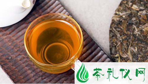 普洱茶毛茶(茶菁)的鉴别