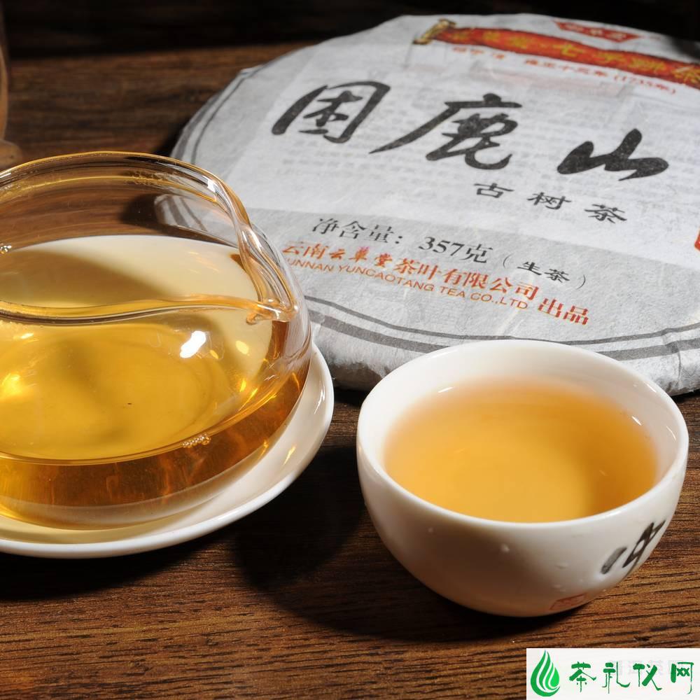 什么样的茶才算是一款好普洱茶?