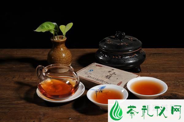 古树普洱茶中的有益因子