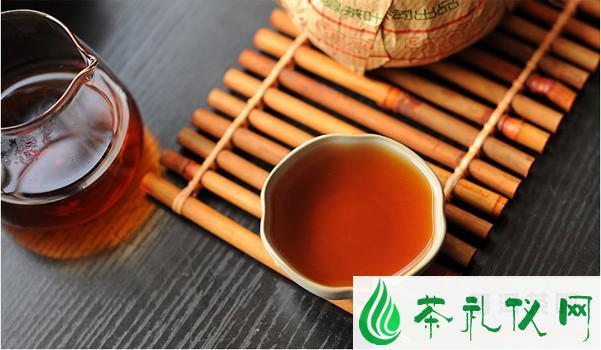 普洱茶的好处普洱茶的健康之道