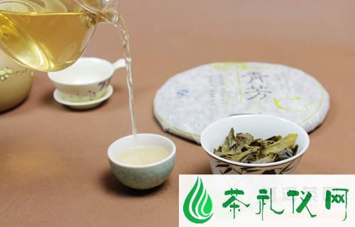 普洱茶的味道有哪些?