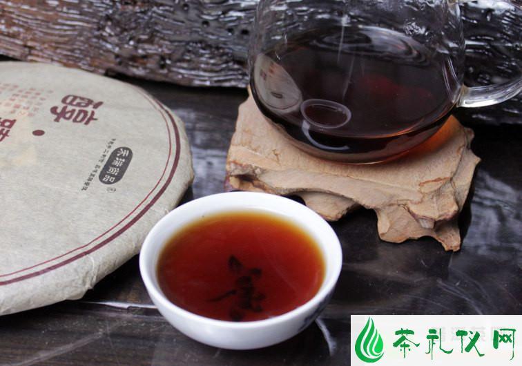 普洱熟茶几种常见的汤色对比
