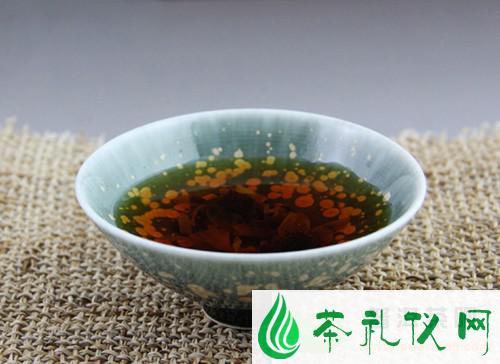 教你怎么调制自己喜欢的普洱茶?