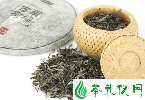 收藏古树普洱茶为什么不能存放散料?