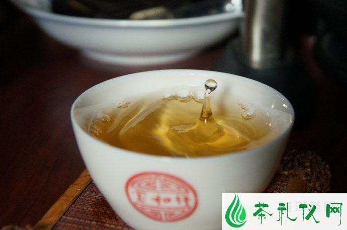 普洱茶是一种有记忆的茶叶