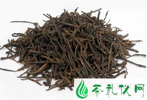普洱茶茶梗的作用与口感